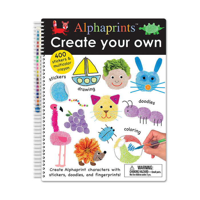 Alphaprints : Create Your Own