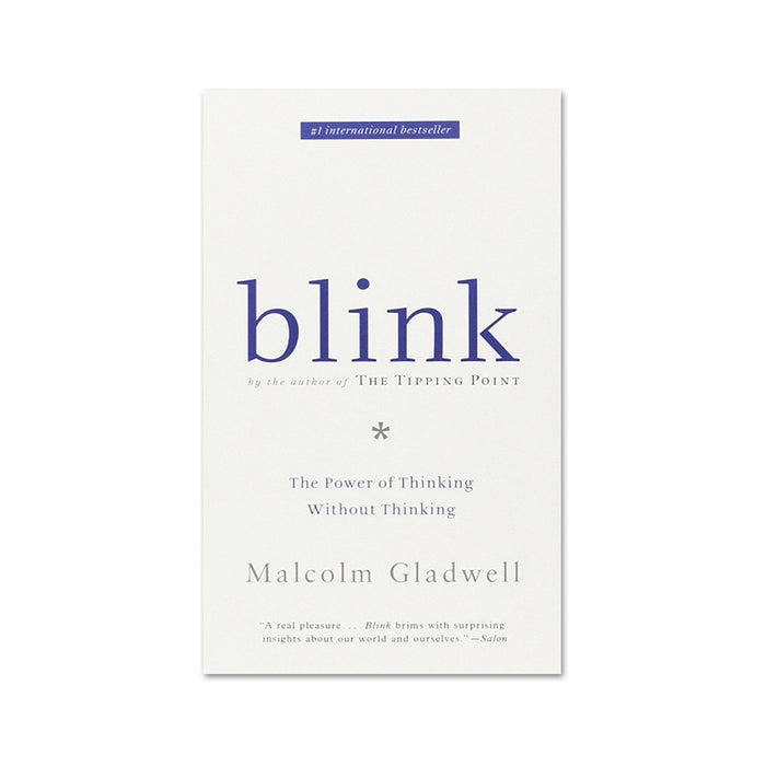 Malcolm Gladwell : Blink