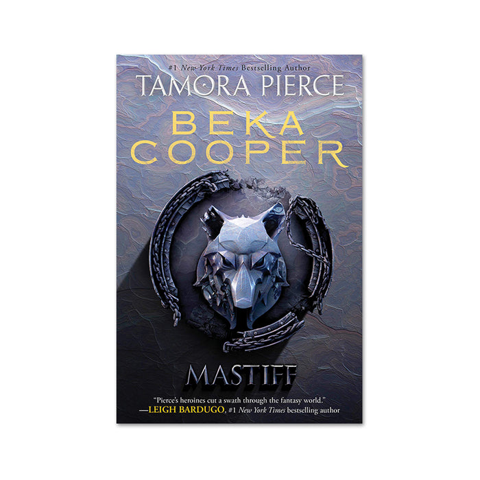 Tamora Pierce : BC#3 Mastiff
