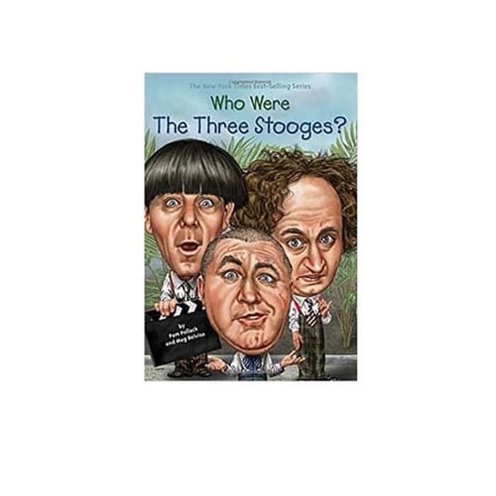 Who Were The Three Stooges ?