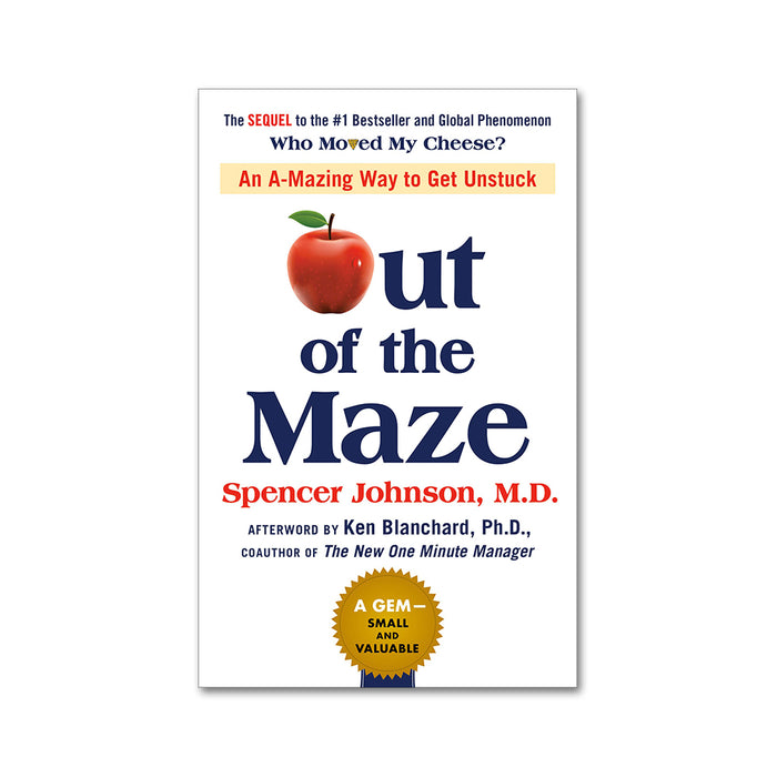 Spencer Johnson : Out of the Maze