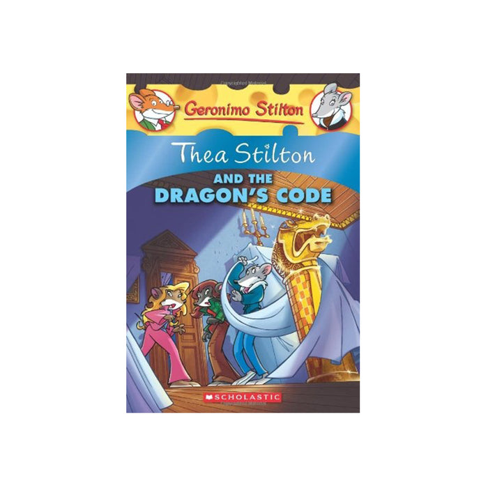 GS SE #1 Thea Stilton and The Dragons Code