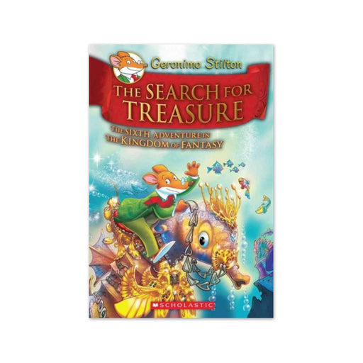 GS SE Search for Treasure