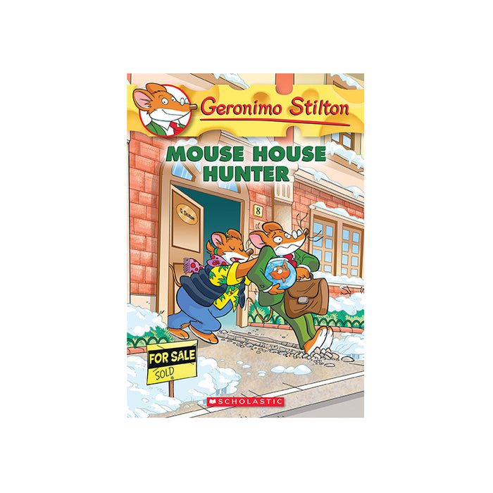 GS#61 Mouse House Hunter