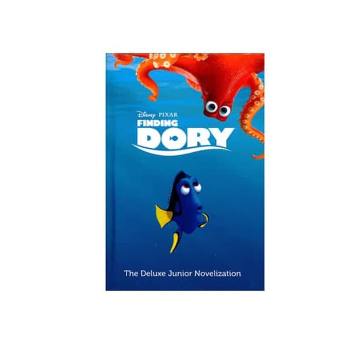 Disney Finding Dory Deluxe Junior Novel