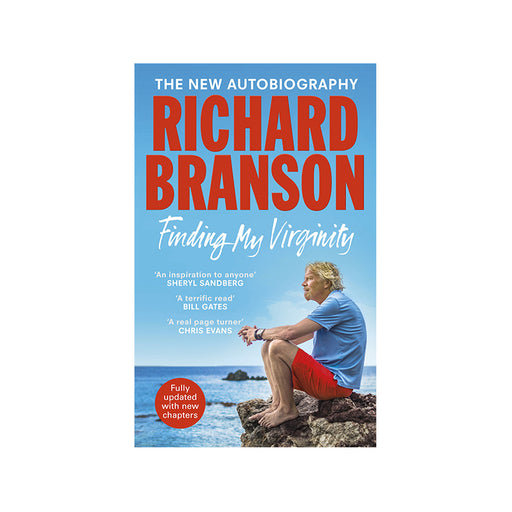 Richard Branson : Finding My Virginity