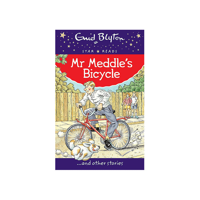 Star Reads : Mr. Meddles Bicycle