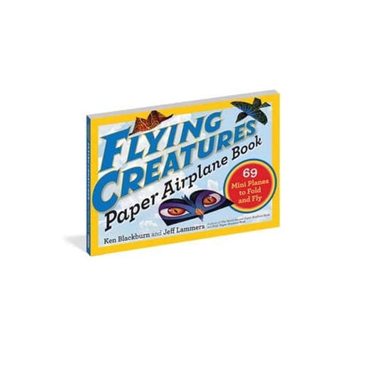 Flying Creatures Paper Airplane