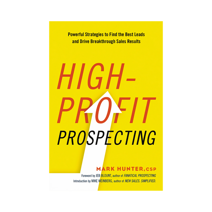 Mark Hunter : High Profit Prospecting