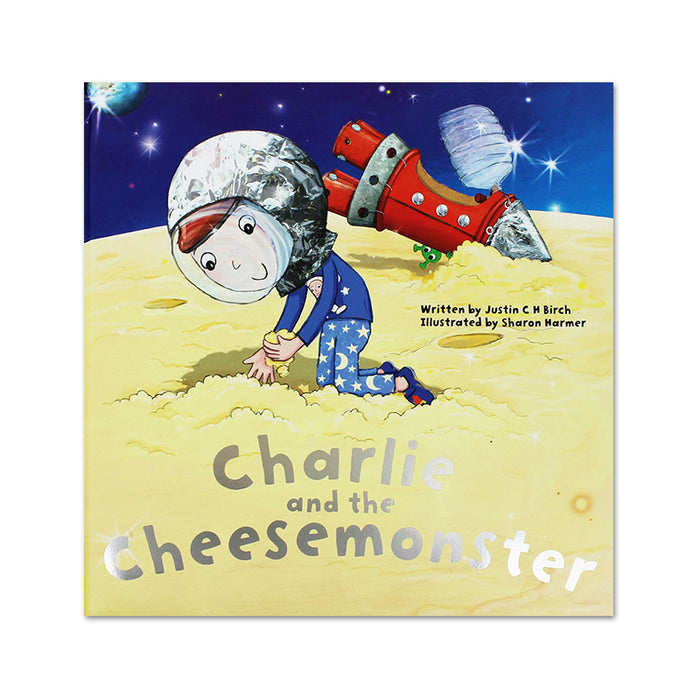 S-Padded PB : Charlie & Cheese Monster