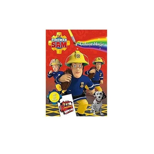 Fireman Sam Colour Magic