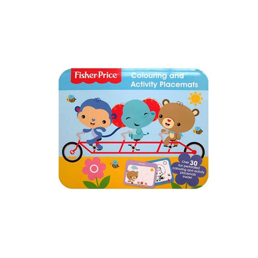 Fisher Price Placemat Pad