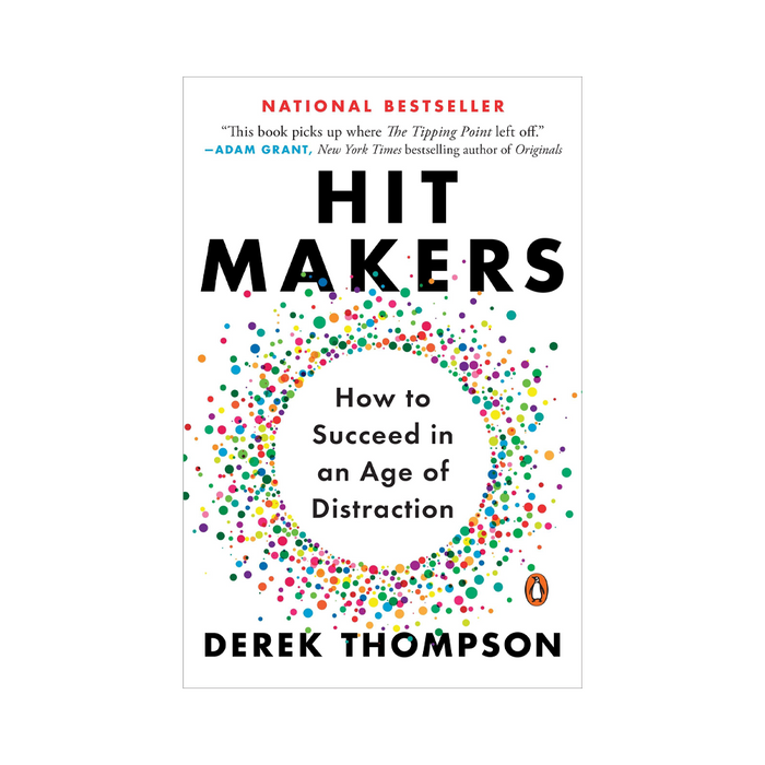 Derek Thompson : Hitmakers