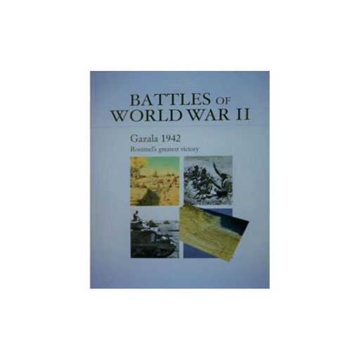 Battles of WWII #14 Gazala 1942