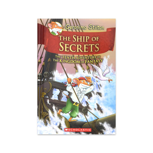 GS SE The Ship of Secrets