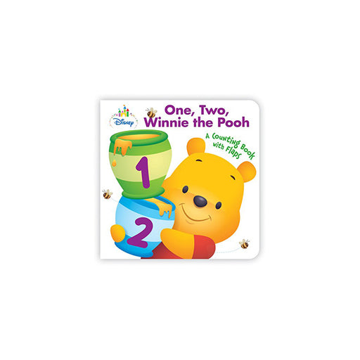 Disney One, Two, Winnie The Pooh
