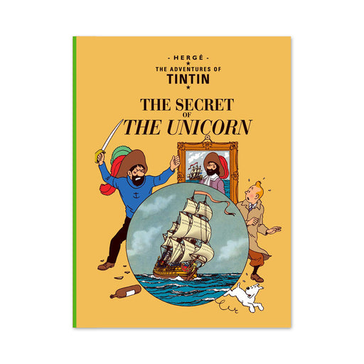 Tintin Secret of Unicorn