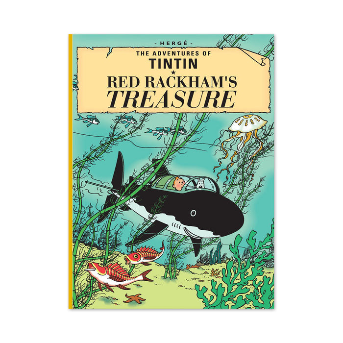 Tintin Red Rackham Treasure