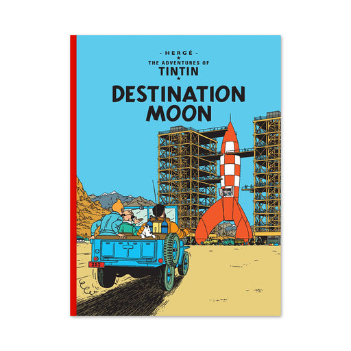 Tintin Destination Moon
