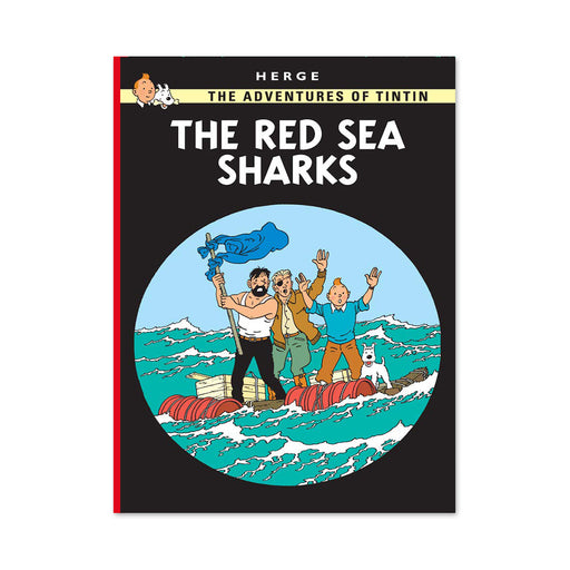 Tintin Red Sea Sharks