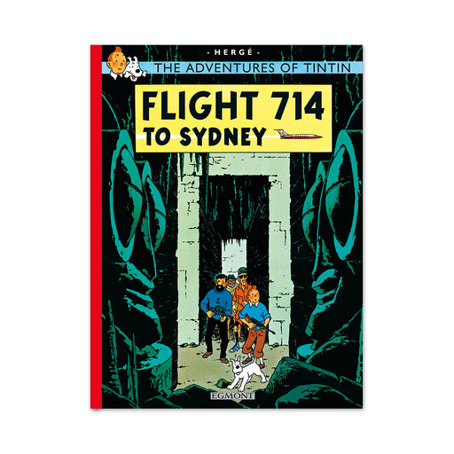 Tintin Flight 714 to Sydney