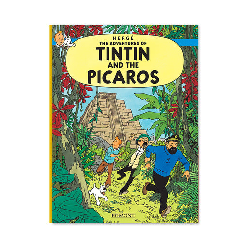 Tintin Tintin and Picaros