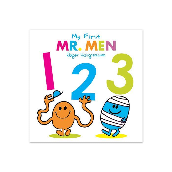 Mr. Men : My First 123