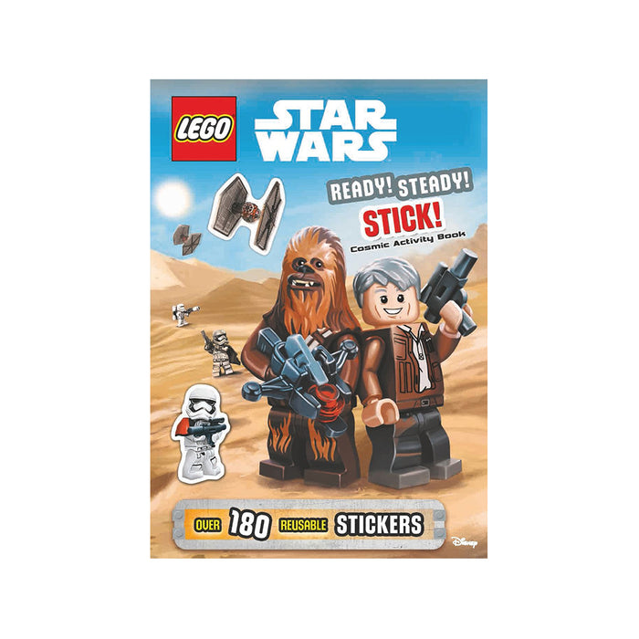 D-LEGO SW : Ready Steady Stick! Cosmic