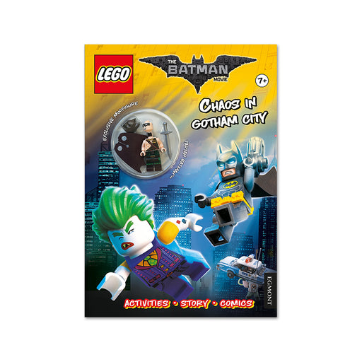 LEGO Batman Chaos in Gotham City