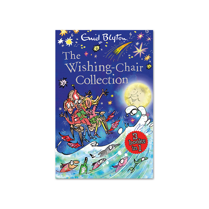Enid Blyton : Wishing Chair Collection