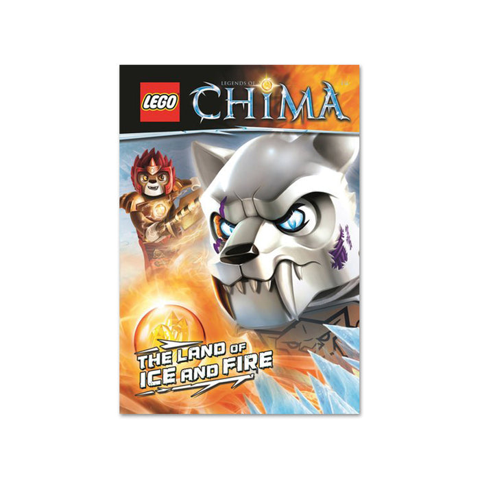 LEGO Chima the Land of Ice & Fire