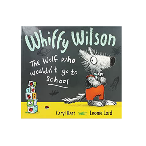 PB Whiffy Wilson The Wolf Who Wouldnt Go to School