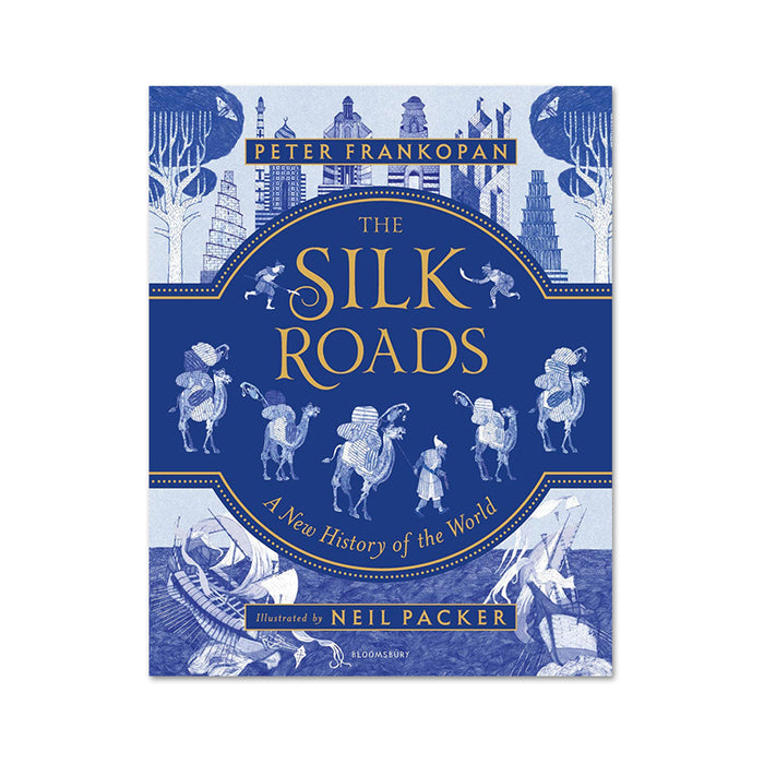 New Silk Roads : New History (illustrated)