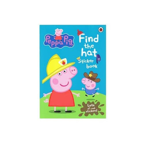 Peppa Pig SB : Find the Hat
