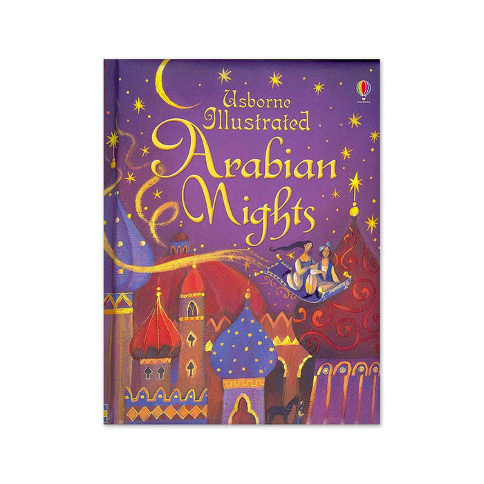U-Illustrated Arabian Nights