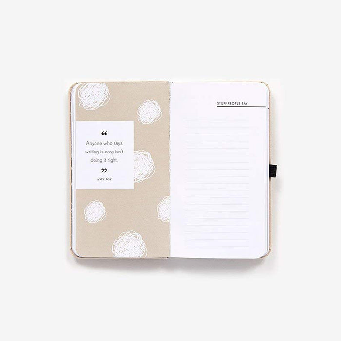 Stories to be Written a Writers Notebook