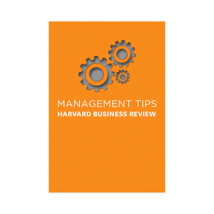 HBR Management Tips