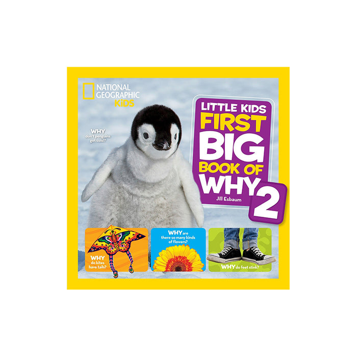 NGK First Big Book of Why #2