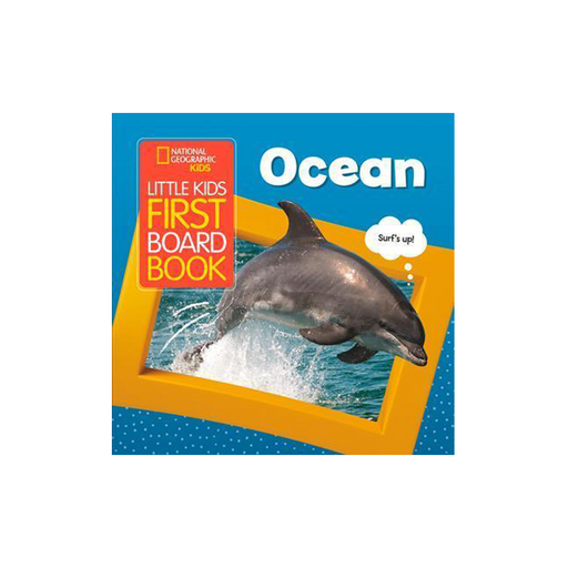 NGK LK First Board Book Ocean