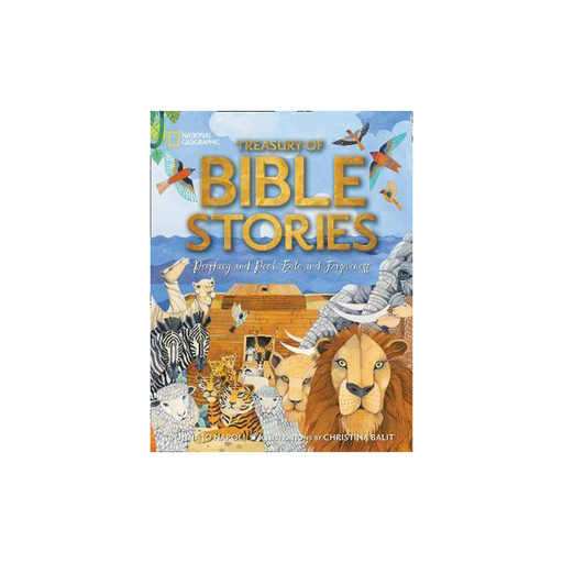 NGK Treasury of Bible Stories