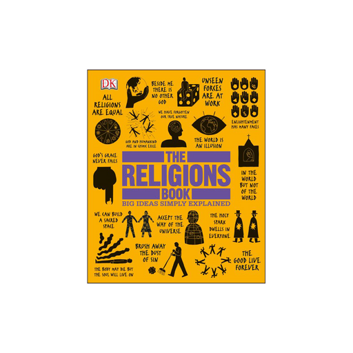 DK Religions Book (US)