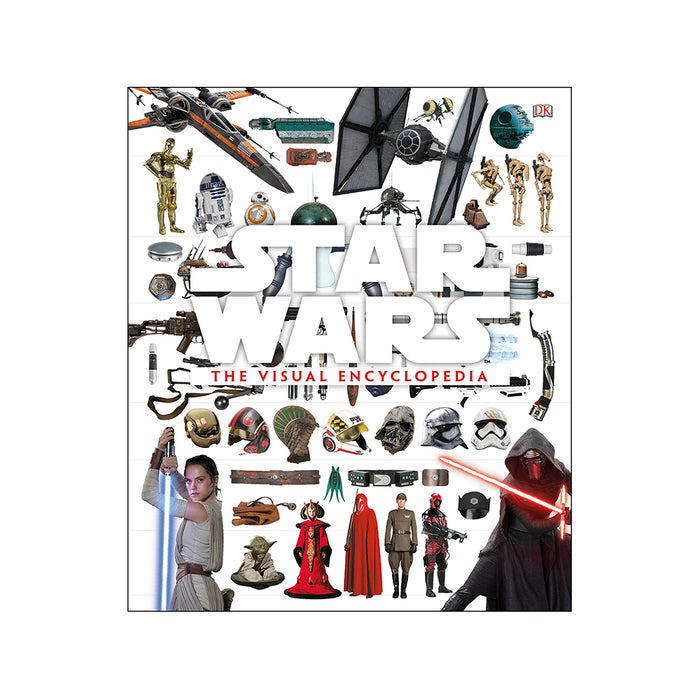 DK Star Wars Visual Encyclopedia
