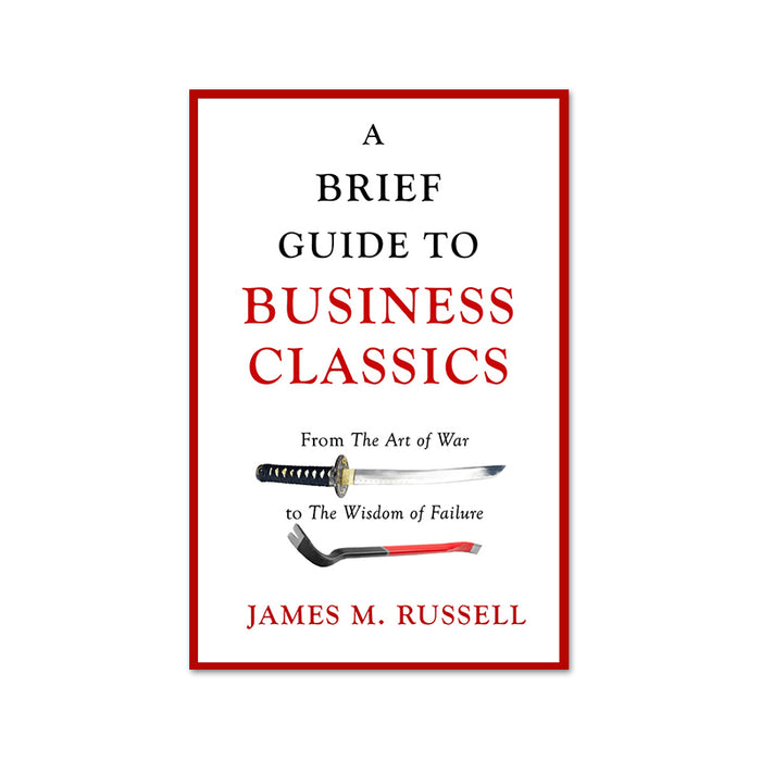 Brief Guide to Business Classics