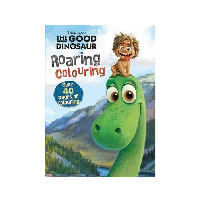 X-P-Disney Good Dinosaur Roaring Colouring Bk