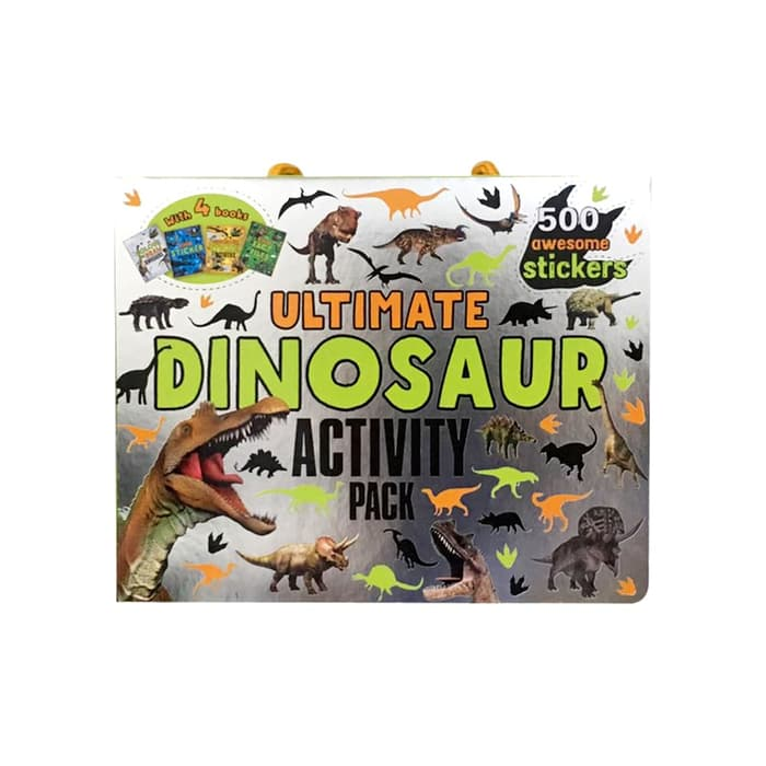 P-Ultimate Dinosaur Activity Pack