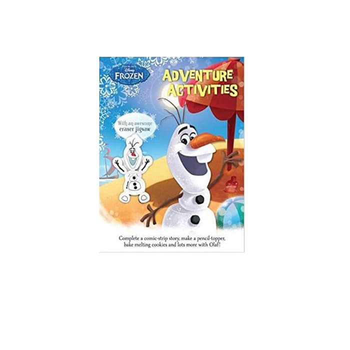 P-Disney Frozen Adventures Activities