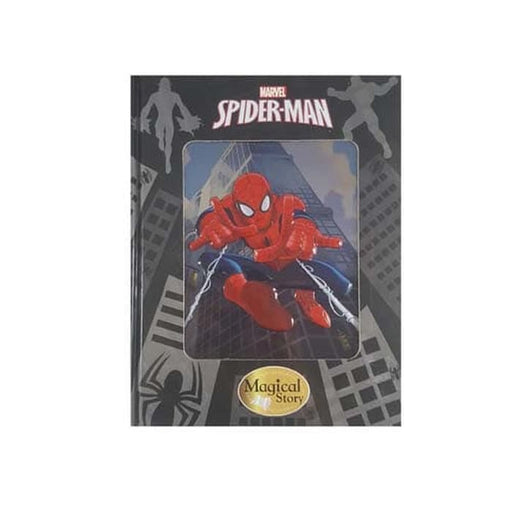 P-Marvel Spider Man Magical Story Tintacular
