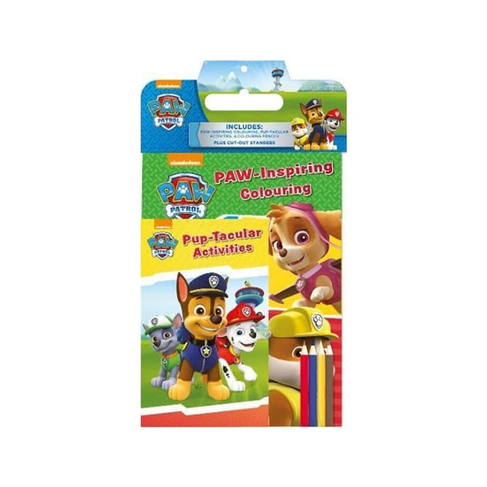P-Paw Patrol Activity Pack