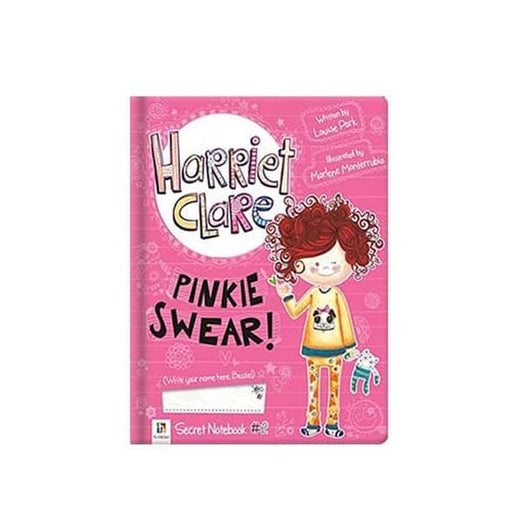 D-Harriet Clare Pinkie Swear!