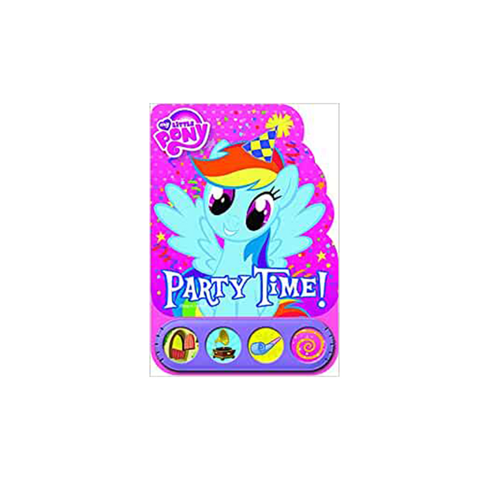 Play a Sound My Little Pony Party Time